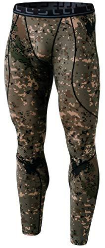 Tesla TM-YUP43-XPC_Medium Men's Emboss Pants