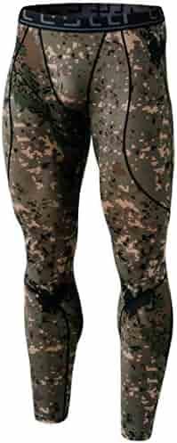 Tesla Mens Thermal Wintergear Compression Baselayer Pants Leggings Tights YUP43/YUP33