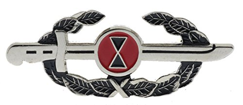 - Army 7th Infantry Order Of The 2 1/16 inch Hat Pin H40078D182