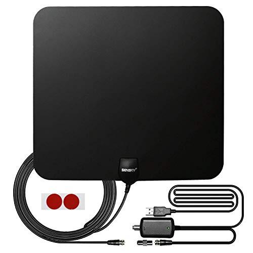 HDTV Indoor Antenna - Sensky Digital Skywire In...