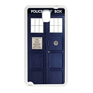 Happy Popular Doctor Who Fahionable And Popular Back Case Cover For Samsung Galaxy Note3