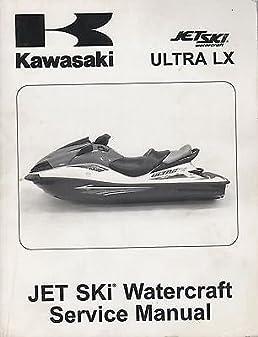 2012 kawasaki personal watercraft jet ski ultra lx service manual rh amazon com Personal Watercraft Rescue Light Towers Personal Watercraft Rescue Light Towers