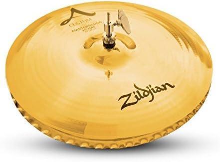 Zildjian Custom Mastersound Cymbals Pair