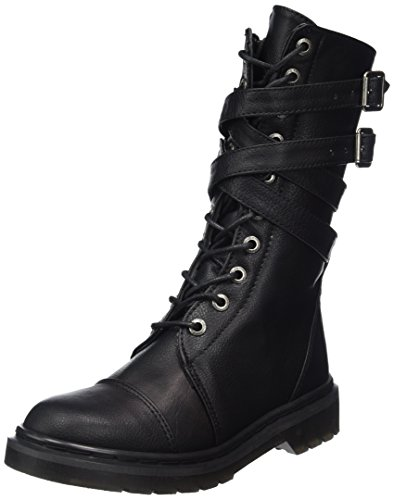 Women's Demonia Black 307 Boot Rival qppvEA