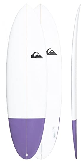 9f837f9708 Quiksilver Euroglass Surfboard Discus 6'4: Amazon.co.uk: Sports ...