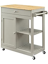 Kitchen Islands Carts Amazoncom