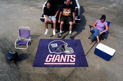 Giants Rug Tailgater (NFL - New York Giants Tailgater Rug)