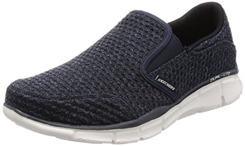 Navy Men's Skechers Slickster Equalizer Skechers Men's Equalizer Skechers Slickster Men's Navy TqdxOBvA