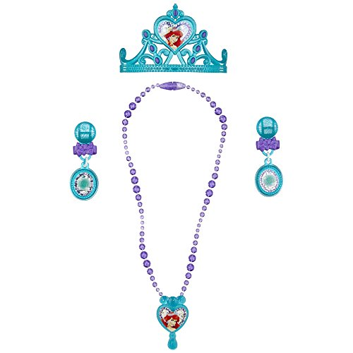 Disney Princess Ariel Enchanted Evening Jewelry Set -