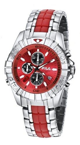 fila-mastertime-traveler-mens-chronograph-red-dial-watch-fa079443