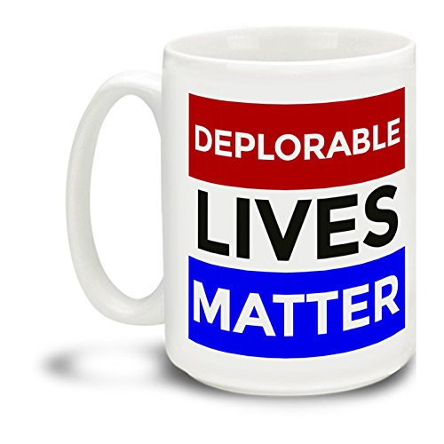 Donald Trump Deplorable Matter Coffee product image