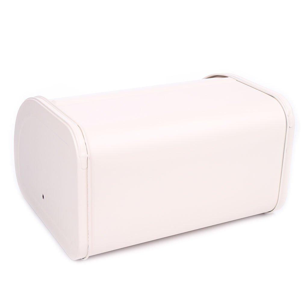 Amazon.com: Caja para pan de metal. Contenedor para cocina o ...