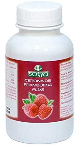 CETONA DE FRAMBUESA PLUS 600 mg. 120 Cáps. SOTYA