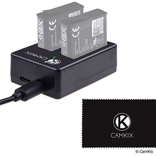 CamKix Charger GoPro Batteries AABAT 001