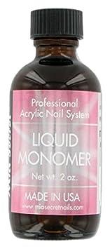 Mia Secret Mia Secret Liquid Monomer 8 oz. LM240
