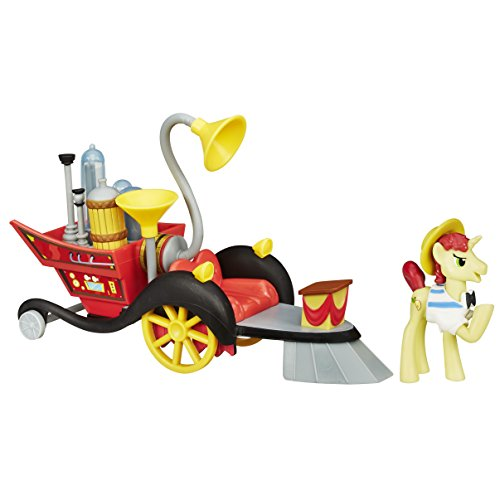 My Little Pony Friendship is Magic Collection Super Speedy Squeezy 6000 Set
