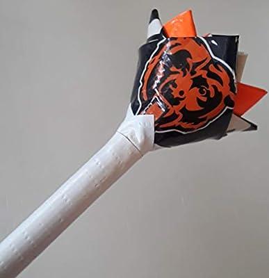 Chicago Bears NFL Duct Tape Flower Pen