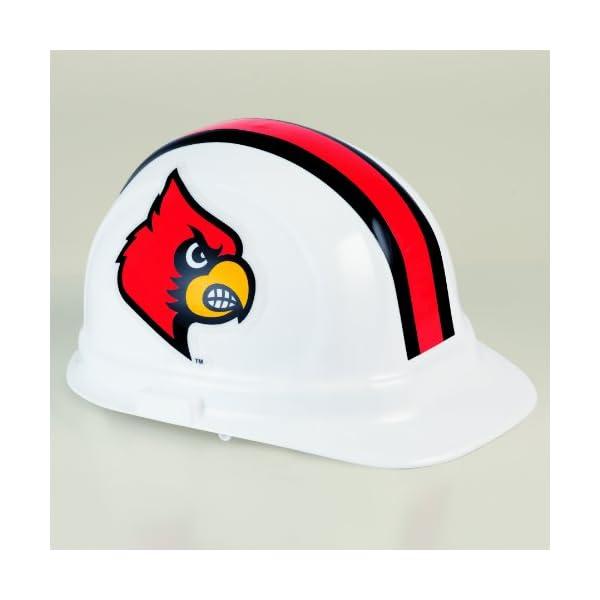 WinCraft Louisville Cardinals Hard Hat 1