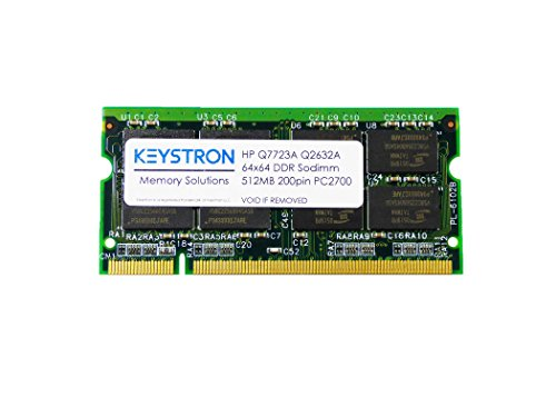 Q2632A Q7723A 512MB Memory Upgrade for HP