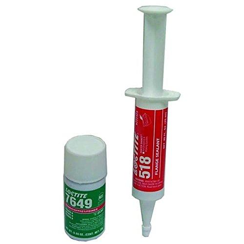 518 Gasket Eliminator Flange Sealants Style: Cap. Vol.:25 mL, Pkg Kit, Price for 1 - Gasket Flange Pkg