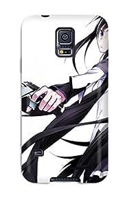 New Arrival Case Cover With HjDdutU4147Tsqpy Design For Galaxy S5- Homura Akemi - Puella Magi Madoka Magica
