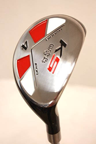 Majek Golf All Hybrid #4 Stiff Flex Right Handed New Rescue Utility S Flex Club by Majek