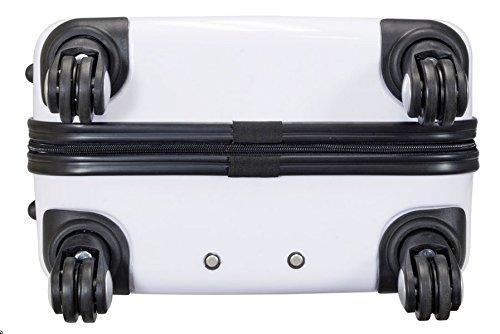410xzBahjEL - Maletín en Designer Print Mieze de gato 4radtrolley Maleta de viaje 165527policarbonato ABS FA. bowatex