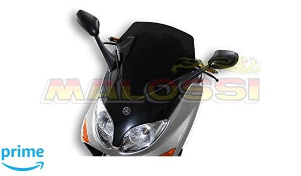 Malossi - Parabrisas spoiler MHR Racing para Yamaha T-Max 500 de 2001-2007, código 4515361: Amazon.es: Juguetes y juegos