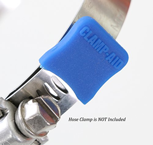 Clamp-Aid Cold Air Intake Kit Hose Clamps end Covers Performance Accessories. for 1/2