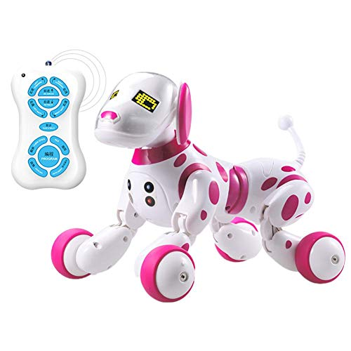 How to buy the best zoomer robot dog pink?