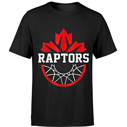 Toronto Canada T Shirt Raptors Tribute Canadian Flag Tee (Unisex T-shirt/Black/5XL)]()
