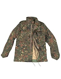 Mil-Tec Men's Us Style M65 Field Jacket With Liner