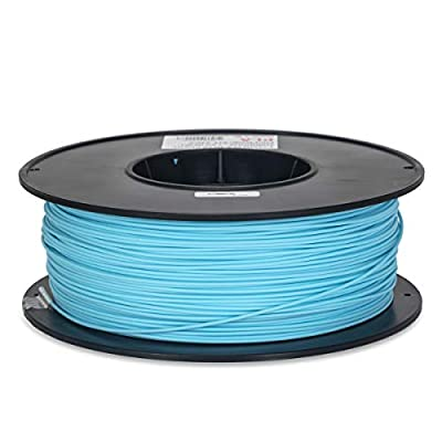 Inland PLA 3D Printer Filament 1kg Spool (2.2 lbs)