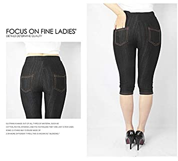 cc49742ab34 Image Unavailable. Image not available for. Color  Culturemart Spring and  Autumn Leggings Plus Size XL-5XL Large Size Fat Pants Women Cotton