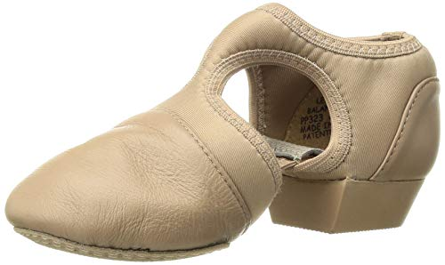 Lyrical Jazz Dance - Capezio Women's Pedini Femme Jazz/Lyrical Shoe,Caramel,8 M US