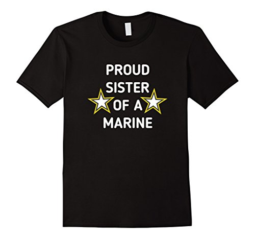 Proud Sister of a Marine Perfect Military Shirt Unisex & Kid