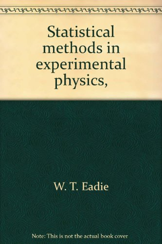 Statistical methods in experimental physics,