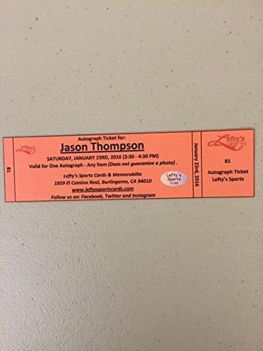 Buy jason thompson auto