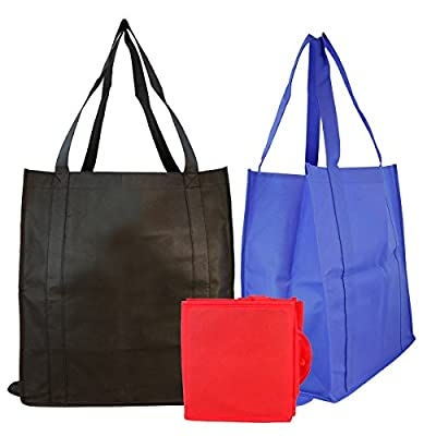 ECO Non-Woven Large Light Weight Foldable Shopping Tote