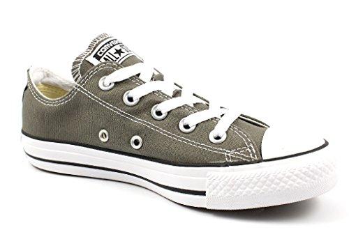 Converse, Sneaker donna Grigio charcoal, Grigio (charcoal), 40