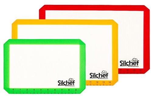 Silicone Baking Mat Set image
