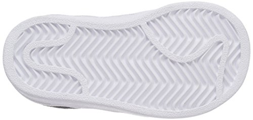 adidas Unisex Baby Campus EL I Sneaker Schwarz (Core Black/Footwear White)