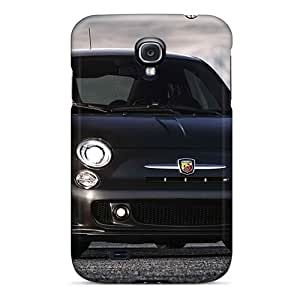 Excellent Design Fiat 500 Abarth 2012 Case Cover For Galaxy S4