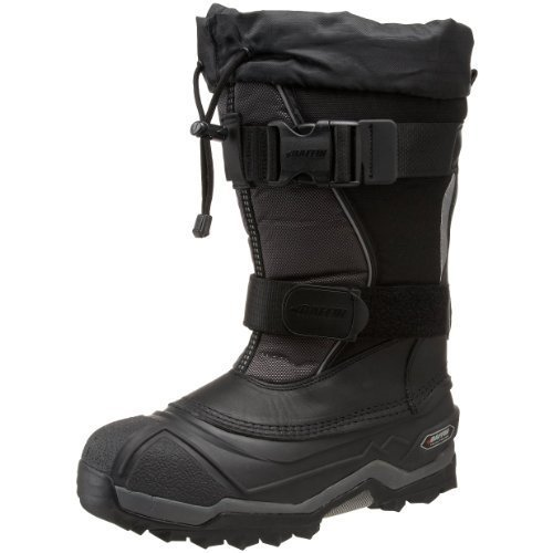 Baffin Mens Selkirk Snow Boot,Pewter,9 M US