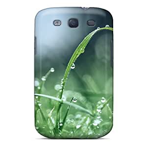 New Shockproof Protection Case Cover For Galaxy S3/ Morning After Rain Case Cover