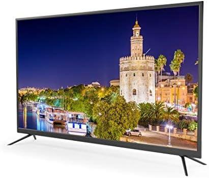 Televisores Led 55 Pulgadas UHD 4K TD Systems K55DLM7U. Resolución Ultra HD 4K, 3x HDMI, VGA, USB Reproductor y Grabador, Tv Led TDT HD DVB-T2: Amazon.es: Hogar