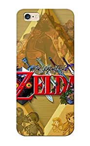 Crazylove Case Cover For Iphone 6 Plus - Retailer Packaging The Legend Of Zelda Protective Case
