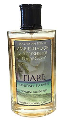 Flaires Tiare Tahitian Bora Bora Flowers Air Freshener Home Room Fragrance