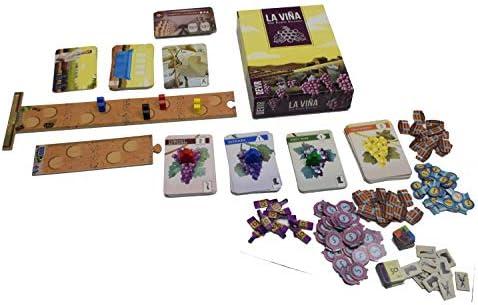 Devir Iberia-Trapwords, Juego de Mesa, Multicolor (BGTRAP): Amazon.es: Juguetes y juegos