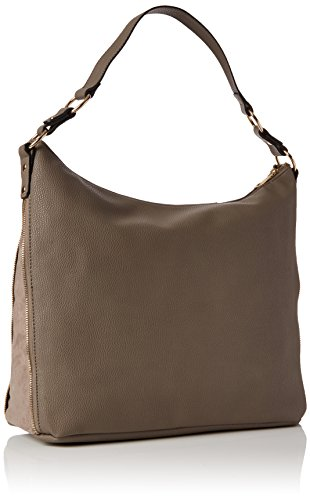 Nuovo marrone Top Marrone Handle Hobo Bag Donna Ali Look FngxwOq8Fd